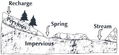 Gravity spring