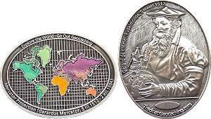 Mercator-Coin
