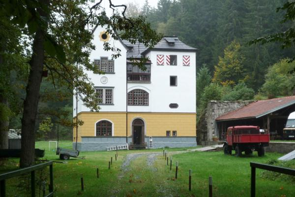 Broumovský zámek