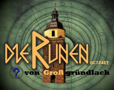 GC7Z4ET- Die Runen von Großgründlach