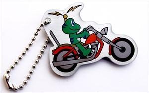 Signal Tag - Motorbike