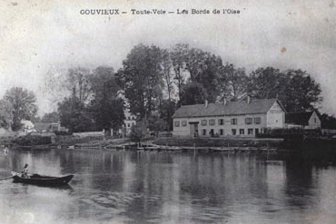 Pavillon Saint-Hubert (début du XXèmè siècle)