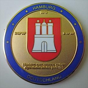 Hamburg Geocoin