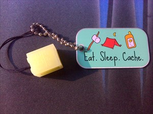 EAT SLEEP CACHE