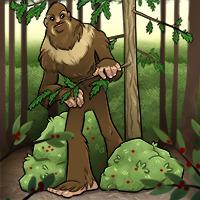 Hidden Creatures: Bigfoot