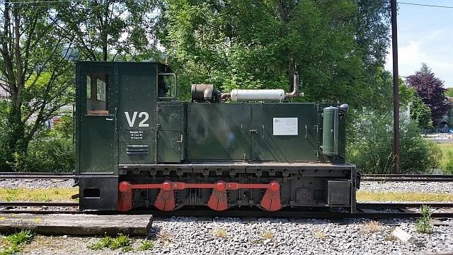 Dieseltriebwagen