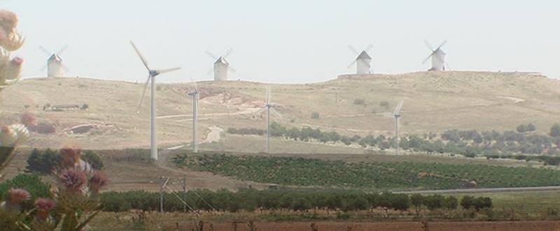 La Route de Don Quijote