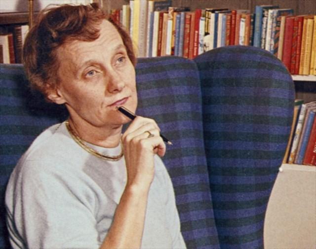 Astrid Lindgren 1960