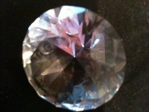 Der HuberSports Diamant auf Samt ;-)