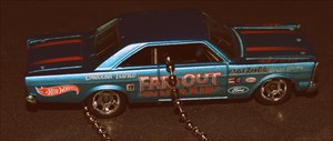 Ford Galaxie Racer