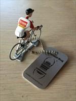 Saxon Cyclist Travel Bug