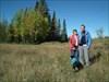 Mr&Mrs BVPete at Nordegg