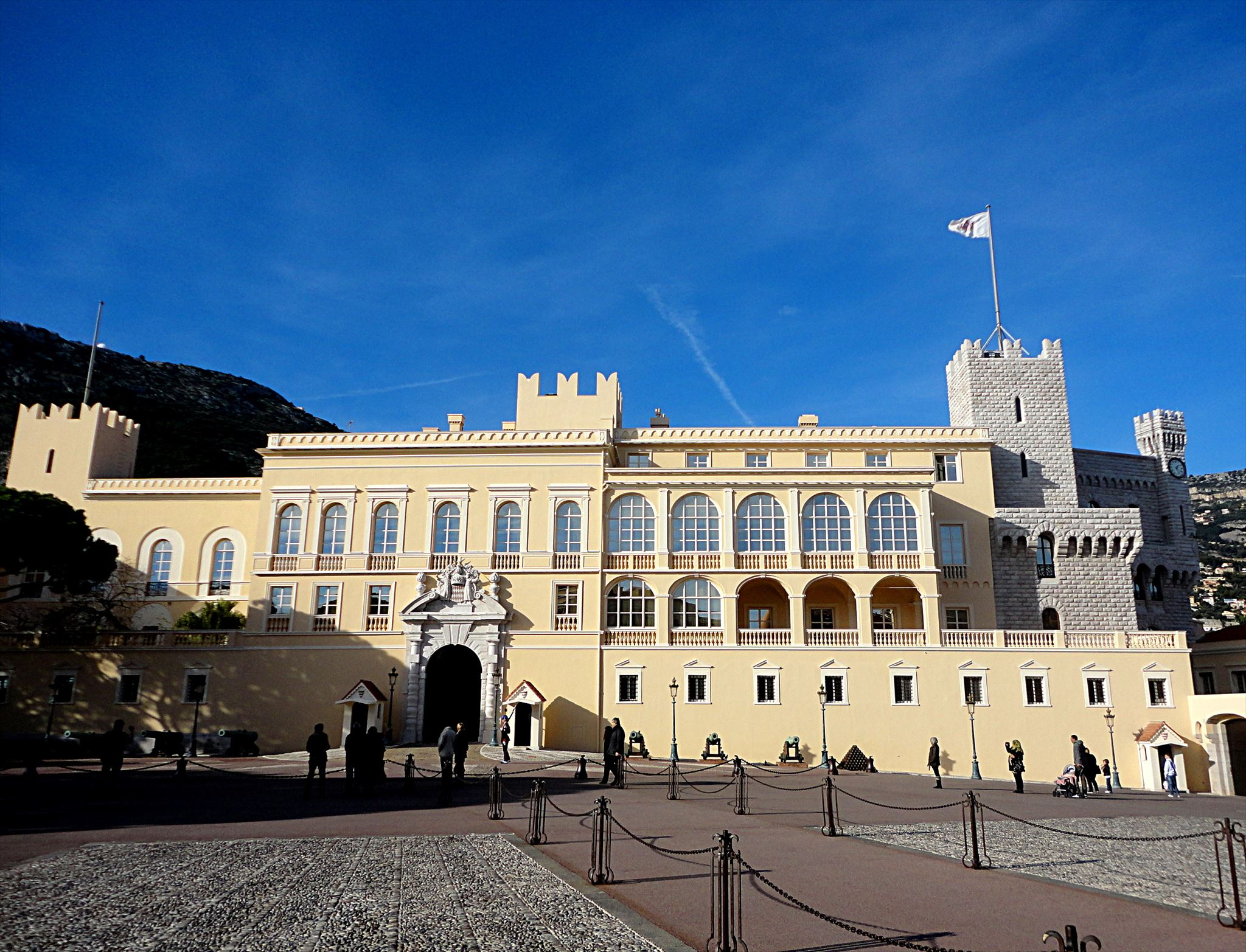 The Palace of Monaco