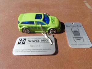 Lean Green Travelin' Van