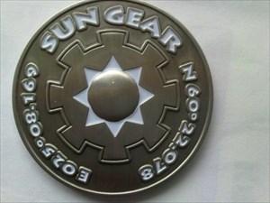 Sun Gear Silver