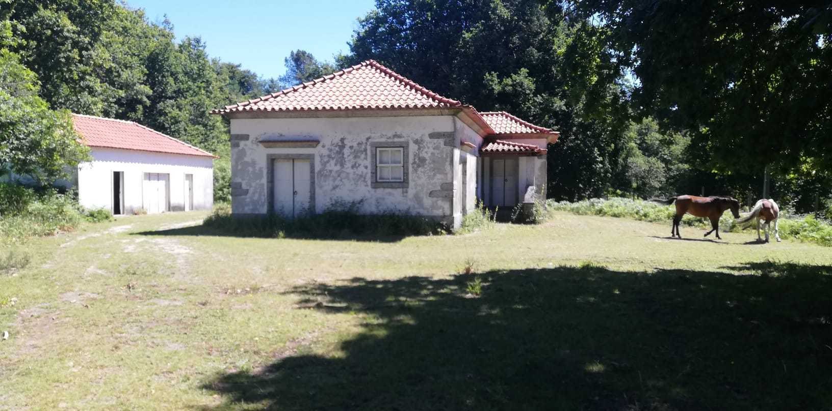 Casa da Guarda Sta Marta de Bouro