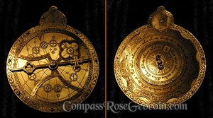 JohnnyM.'s Cosmolabe Geocoin