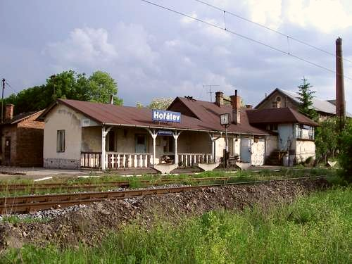 Horátev nádraží