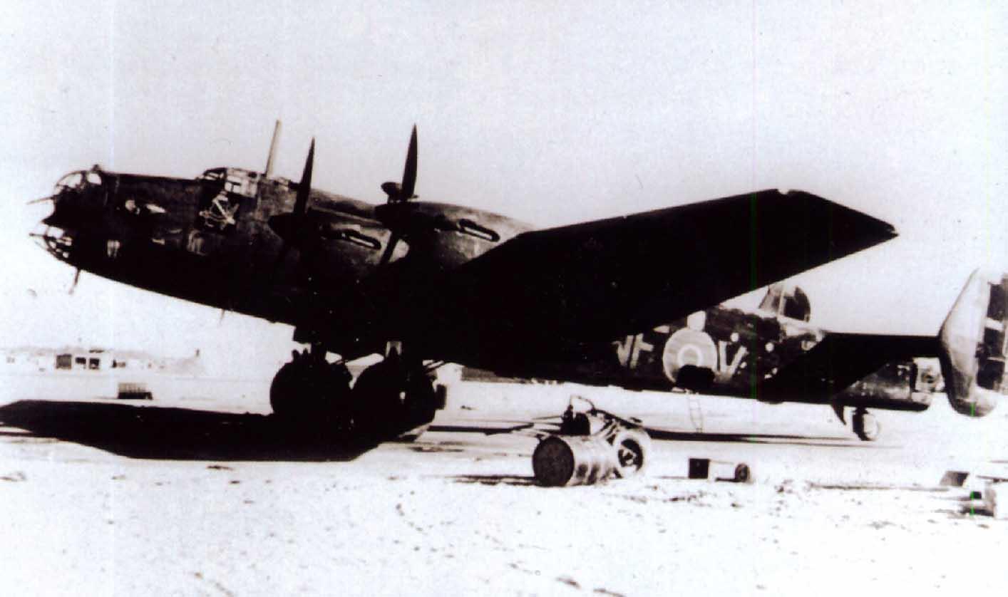 Handley-Page Halifax Mk.II