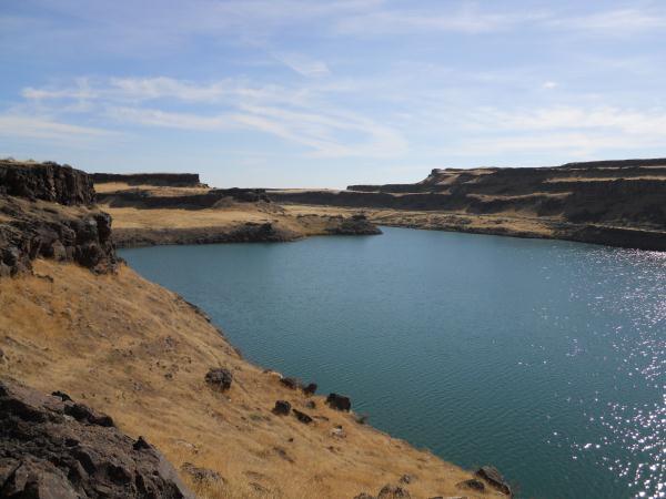 Goose Lake Wa Geocaching - Lo...