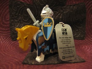 "The ""Official"" KnightsSeven Travel Bug!"