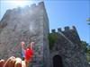 Rubin Specter in Portugal I'm in a castle!