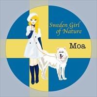 Sweden Girl of Nature - Moa