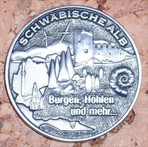Olli´s Schwäbische Alb Coin