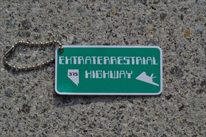 Extraterrestrial Highway Tag