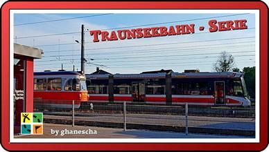 Banner: Traunseebahn - Serie