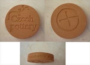 Czech Pottery Geocoin