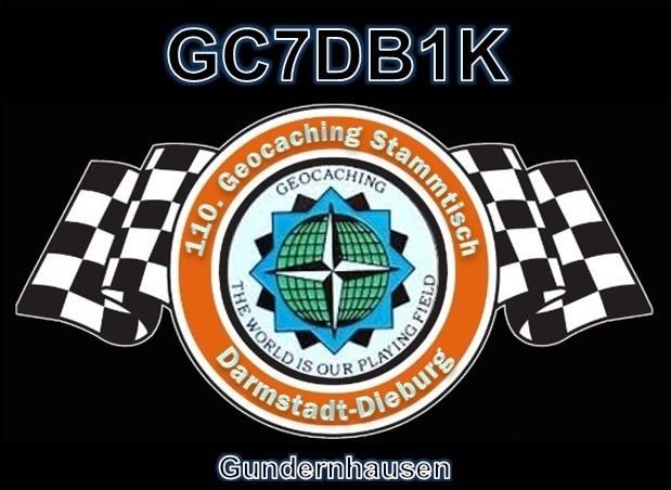 Banner zum 110. Darmstadt-Dieburger Geocaching Stammtisch (GC7DB1K)