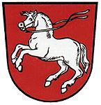 Das ist das Haager Wappen