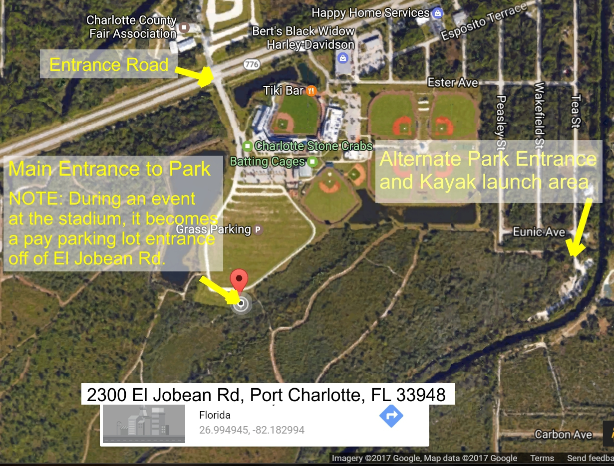 Florida State Fairgrounds Map, This Cache Was Placed With Permission Of The Florida Park Service For Information About Placing Caches In This State Park, Florida State Fairgrounds Map