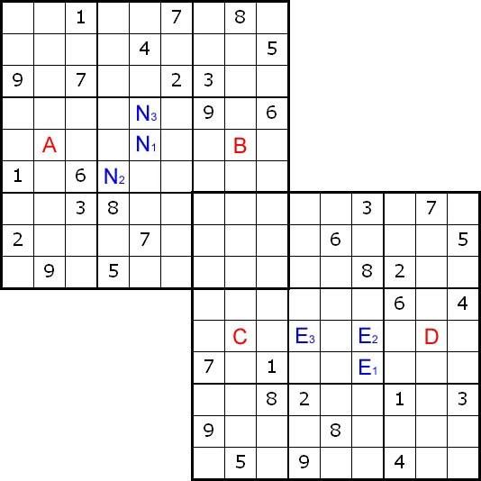 Doppel-Sudoku