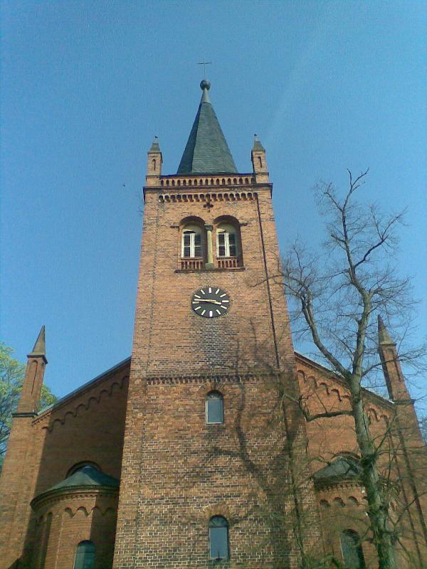 Pauluskirche by Die Giftzwerge
