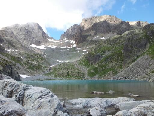 géocaching lac blanc