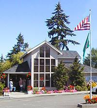 Sequim Visitor Center