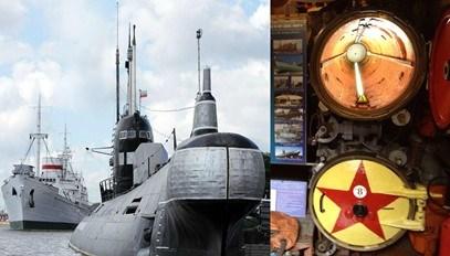 B-413 Submarine Muesum