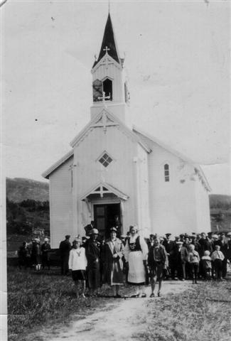 dagens kirke