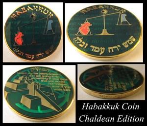 """Habakkuk - """"Chaldean"""""""