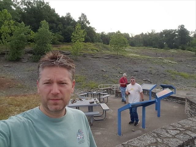 gc4w7nn afk to trammel fossil park earthcache in ohio united