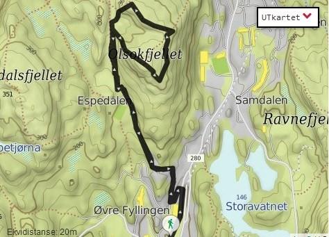 viggohytten kart GC76G0X Tur til fjells: Damsgårdsfjellet   Hvilket fjell  viggohytten kart