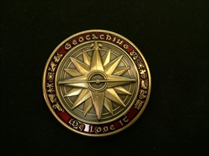Front of coin.