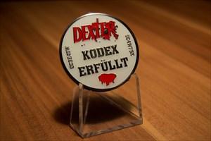 Dexter Coin - Front