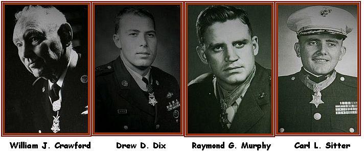 Medal of Honor Memorial - Pueblo, CO - Specific Veteran
