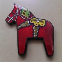 Dala Horse Left