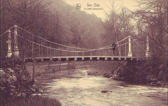 Gc51yqv 10 la balade des vatchos le pont orban multi cache in luxembourg - Premier pont a haubans ...