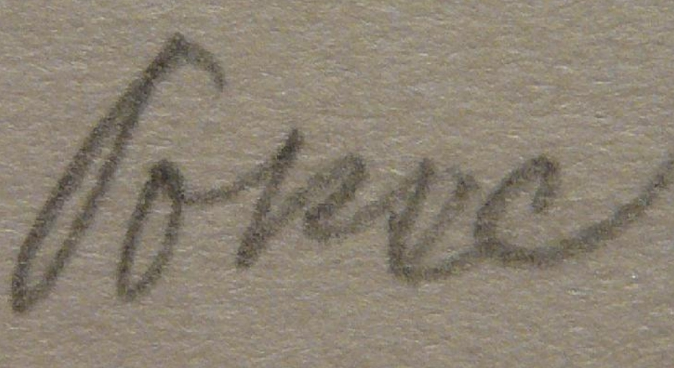 O. Pokorny - podpis