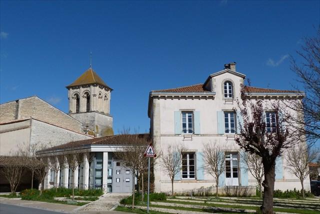 Mairie de Frontenay Rohan Rohan
